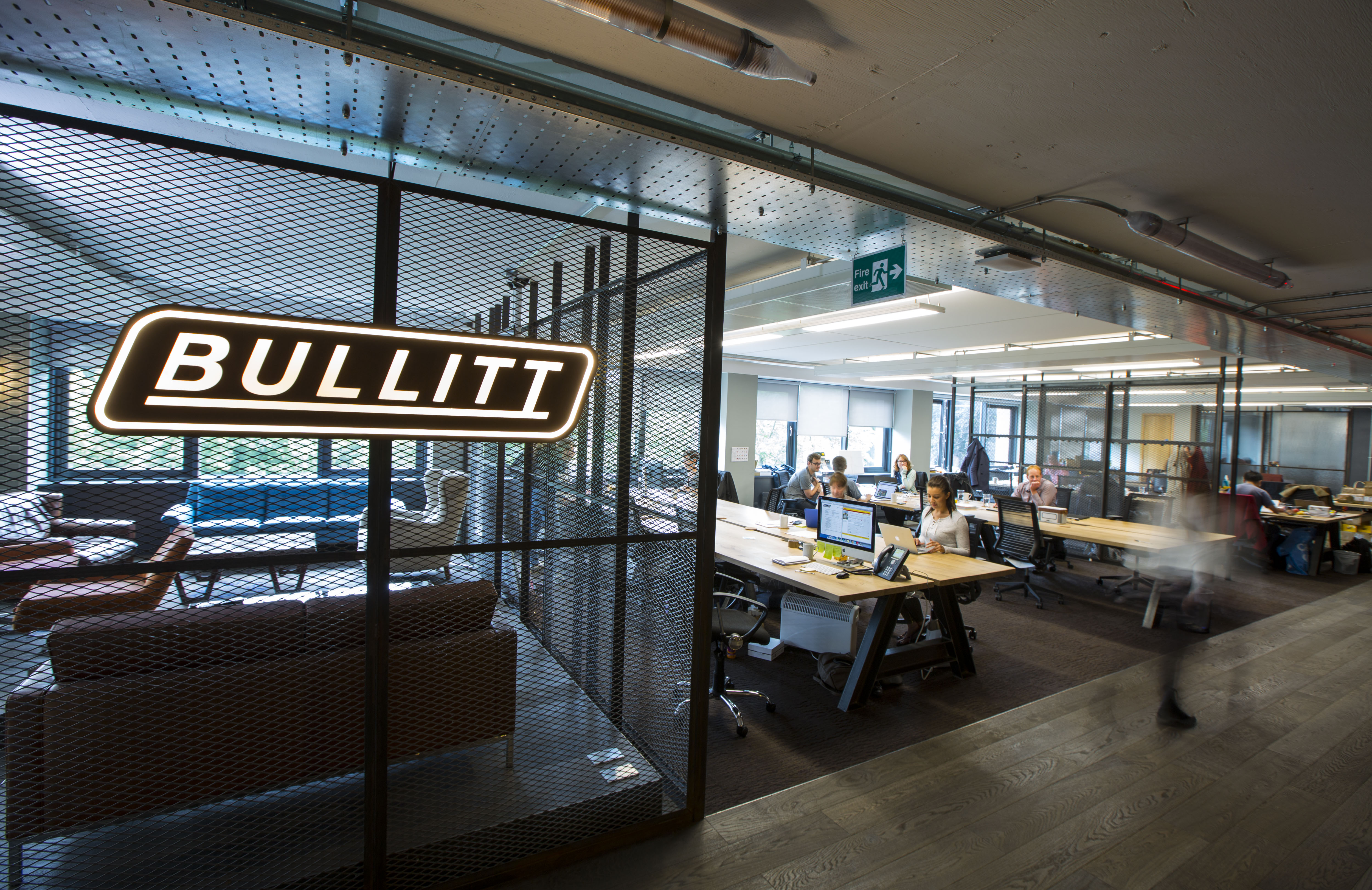 Bullitt sells controlling stake to buyout group Exponent
